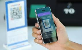 scb ho tro thanh toan qr code tren mobile banking
